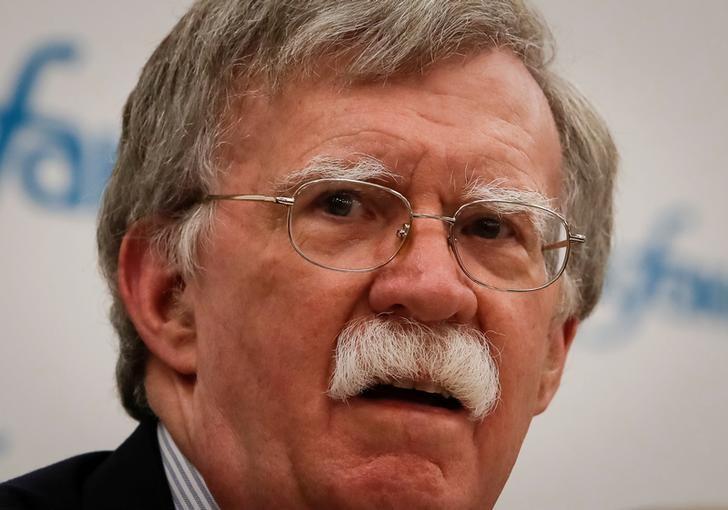 Trumps Sicherheitsberater Bolton trifft Vertreter Russlands in Genf