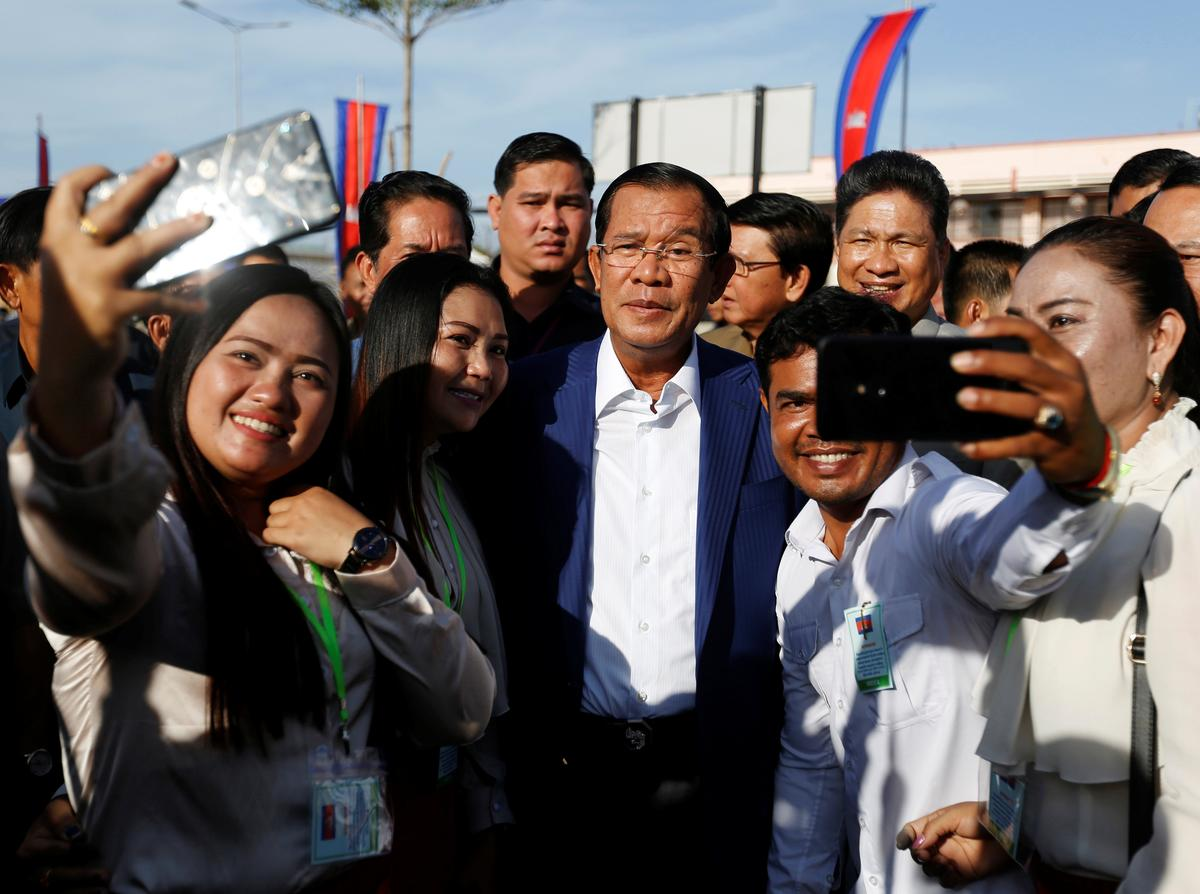 Cambodia's ruling party won all seats in July vote: election…