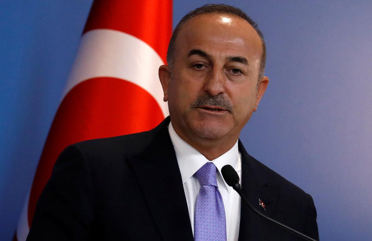 Turkey says ready to discuss issues with U.S. without threats