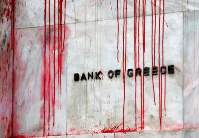 Greece's bailout years
