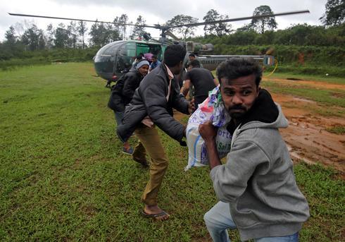 Historic floods in Kerala