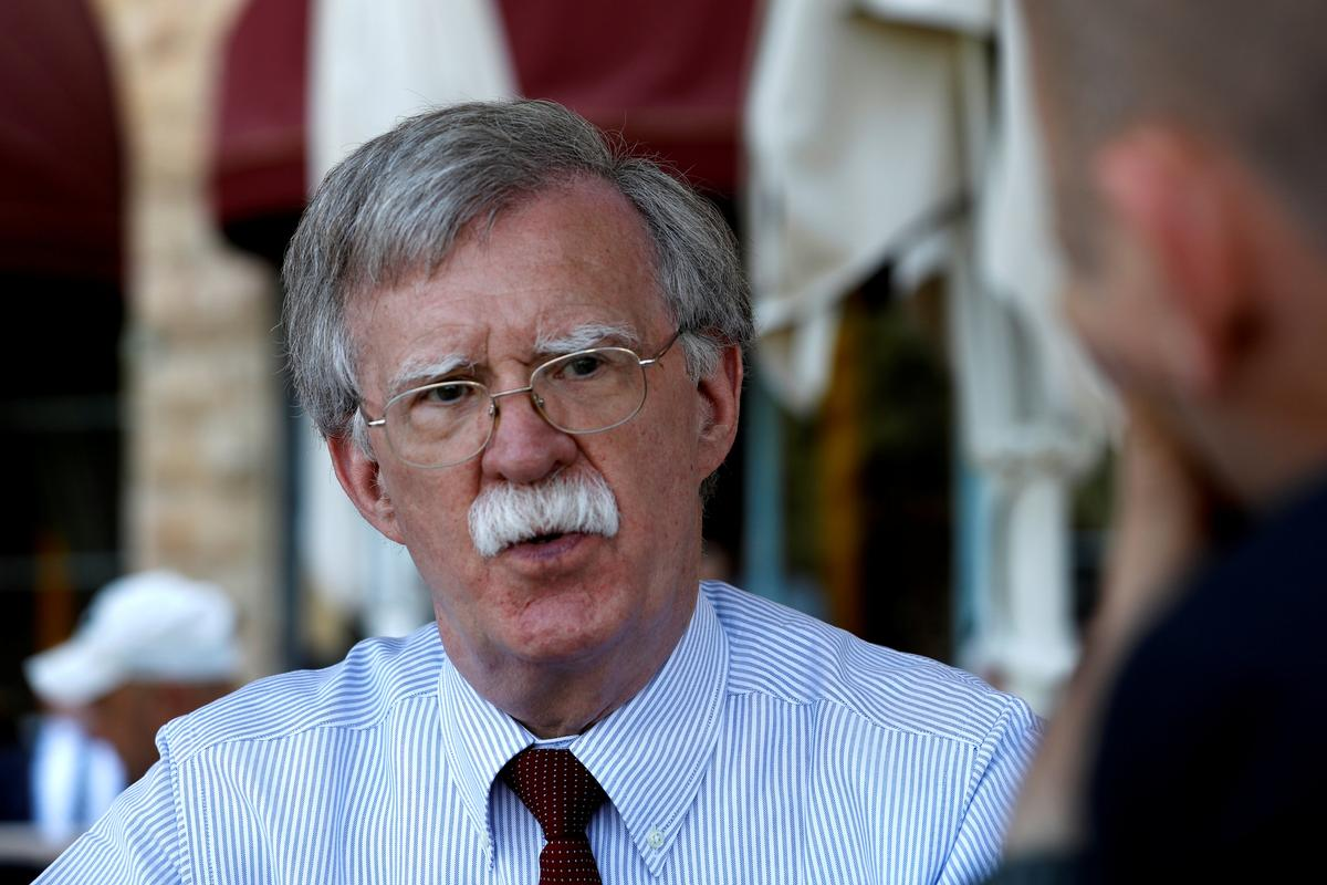 U.S. sanctions on Iran more effective than expected: Bolton   Reuters