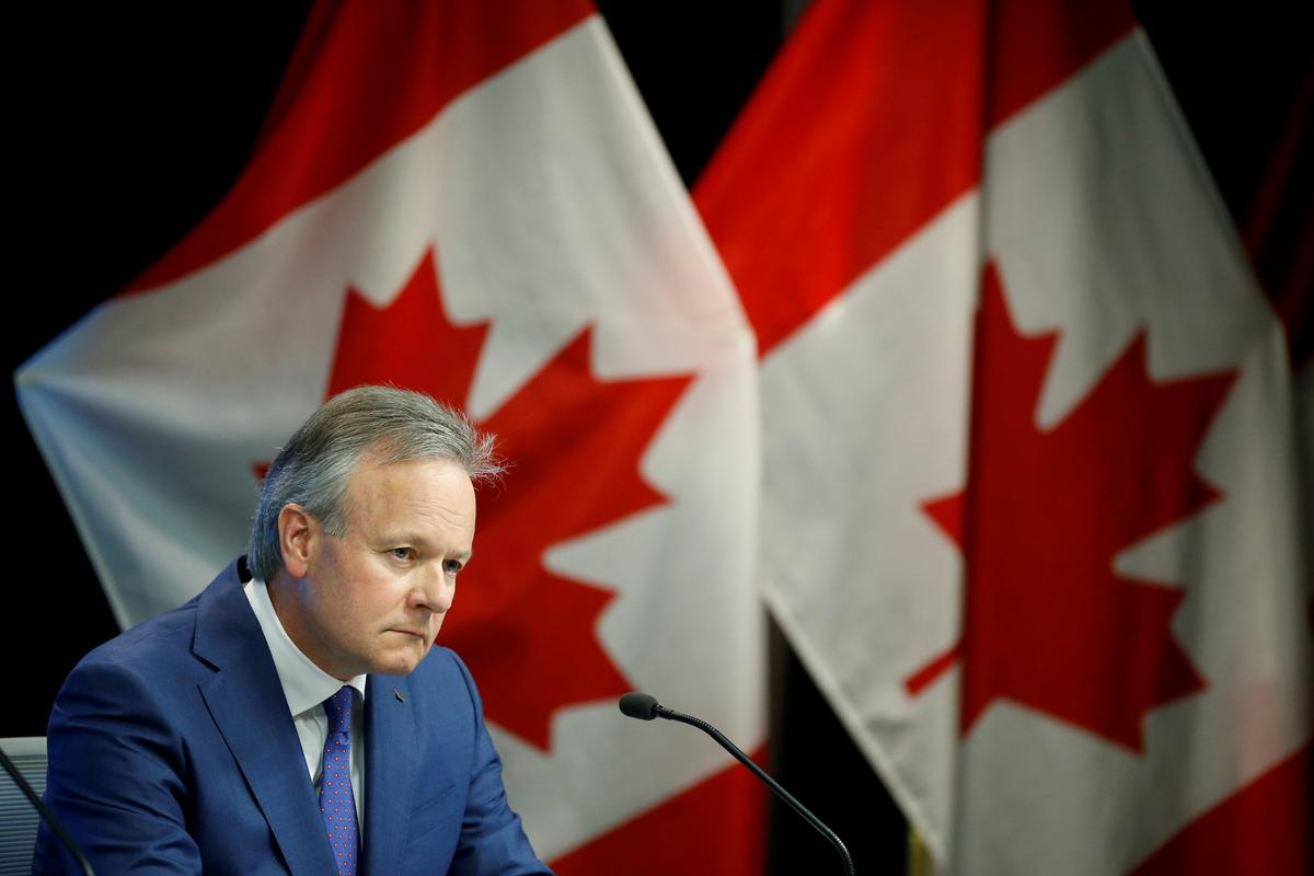 Technology Management Image: BoC's Poloz Says Gradual Approach Appropriate In Face Of