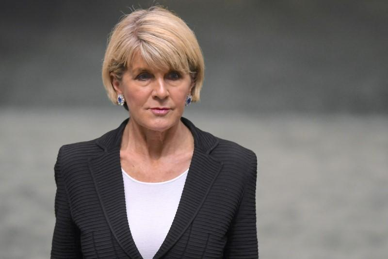 Australian foreign minister resigns amid Cabinet revamp