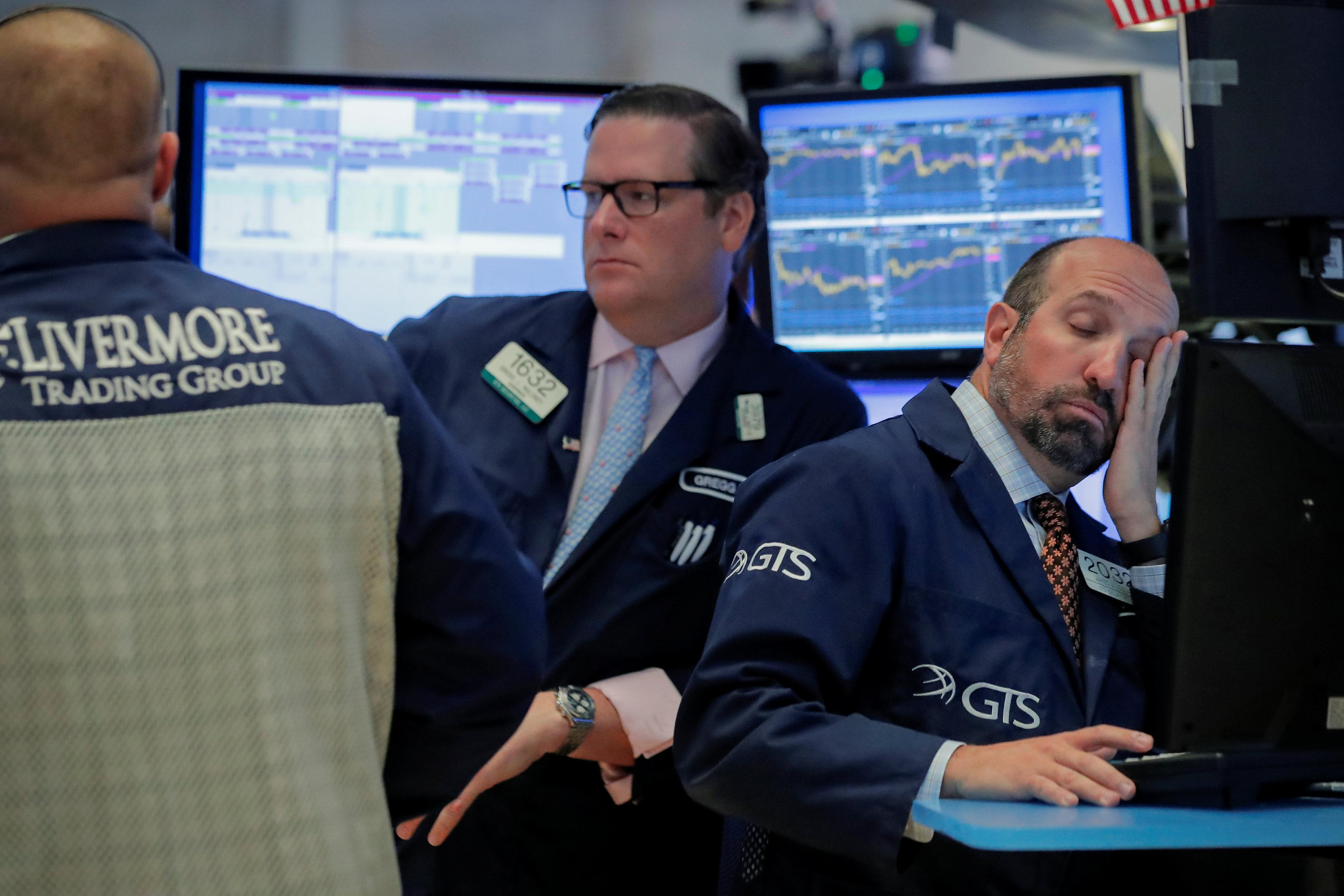 Wall Street ekes out gains as Canada takes trade spotlight