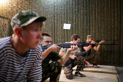 Russia's Cossack Games
