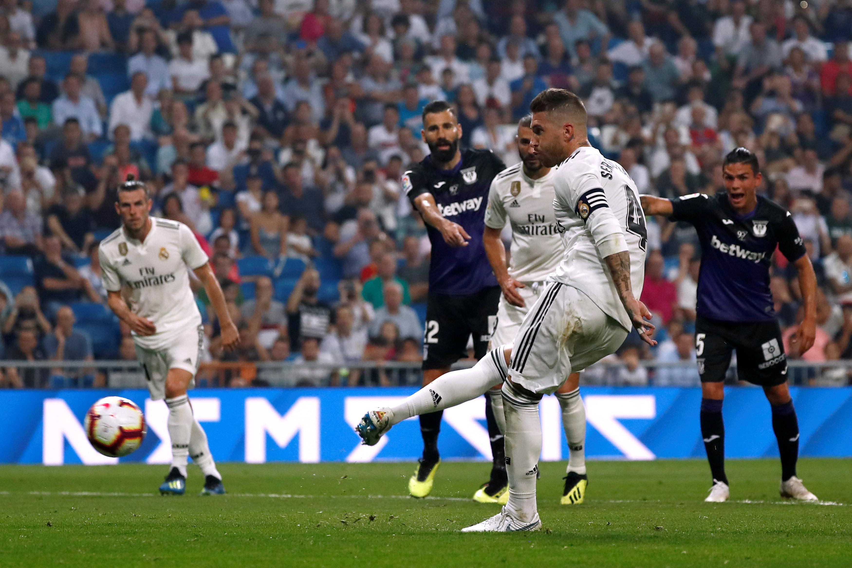 Real Madrid extend perfect start, Atletico lose at Celta ...