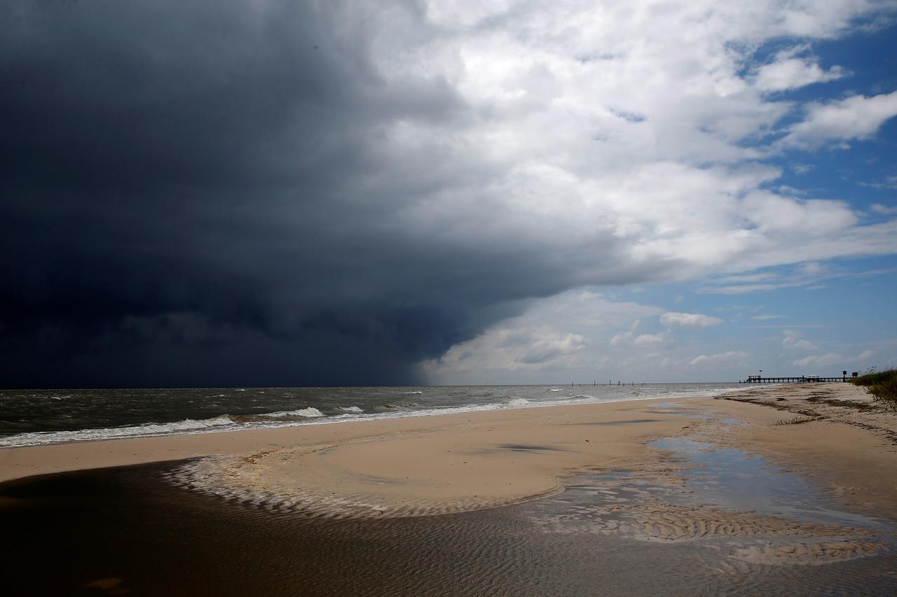 Tropical Storm Gordon makes landfall near Alabama