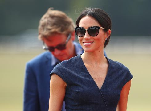 Meghan named People's best dressed