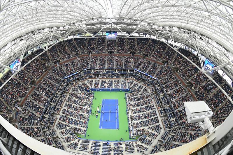 نتيجة بحث الصور عن arthur ashe stadium
