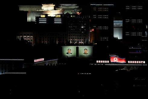 Postcards from Pyongyang