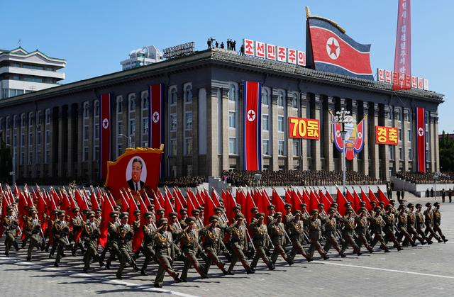"Image result for NORTH KOREA Military Parade for Anniversary News , ""Sep 9, 2018"""