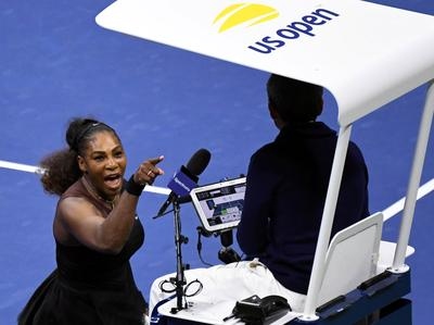Osaka wins U.S. Open after Serena meltdown