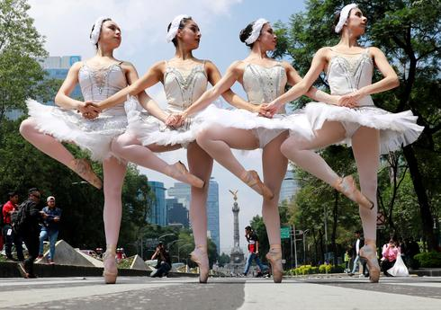Ballet in the street