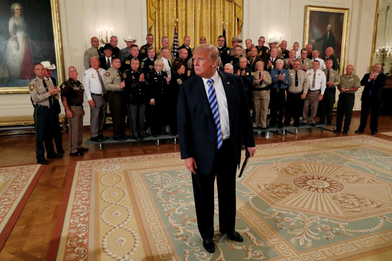 Commentary: Insider Trump resisters are not heroes - Reuters
