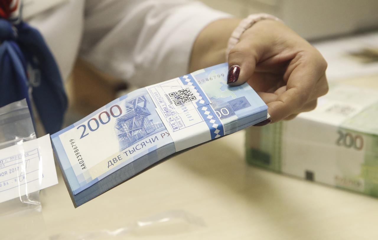 Russian Economy Minister Says Ruble Has Deviated From Fundamental Value Sees Firmer By Year End