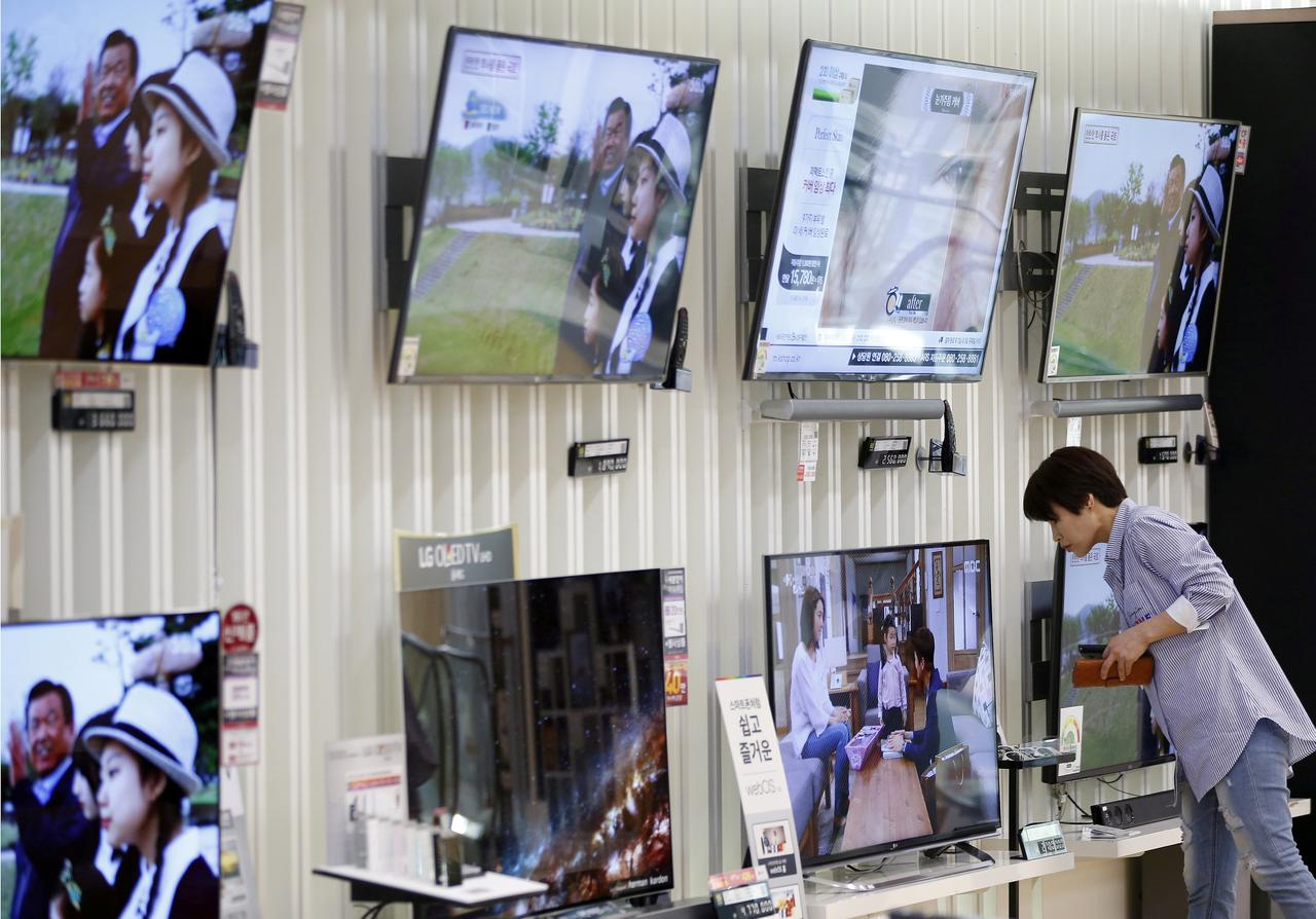 LG Display struggles for footing after LCD forecasting error leads