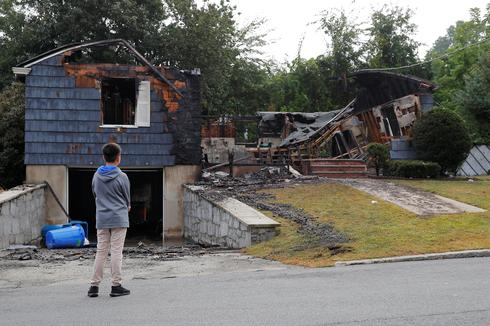 Gas explosions drive thousands from homes in Boston suburbs