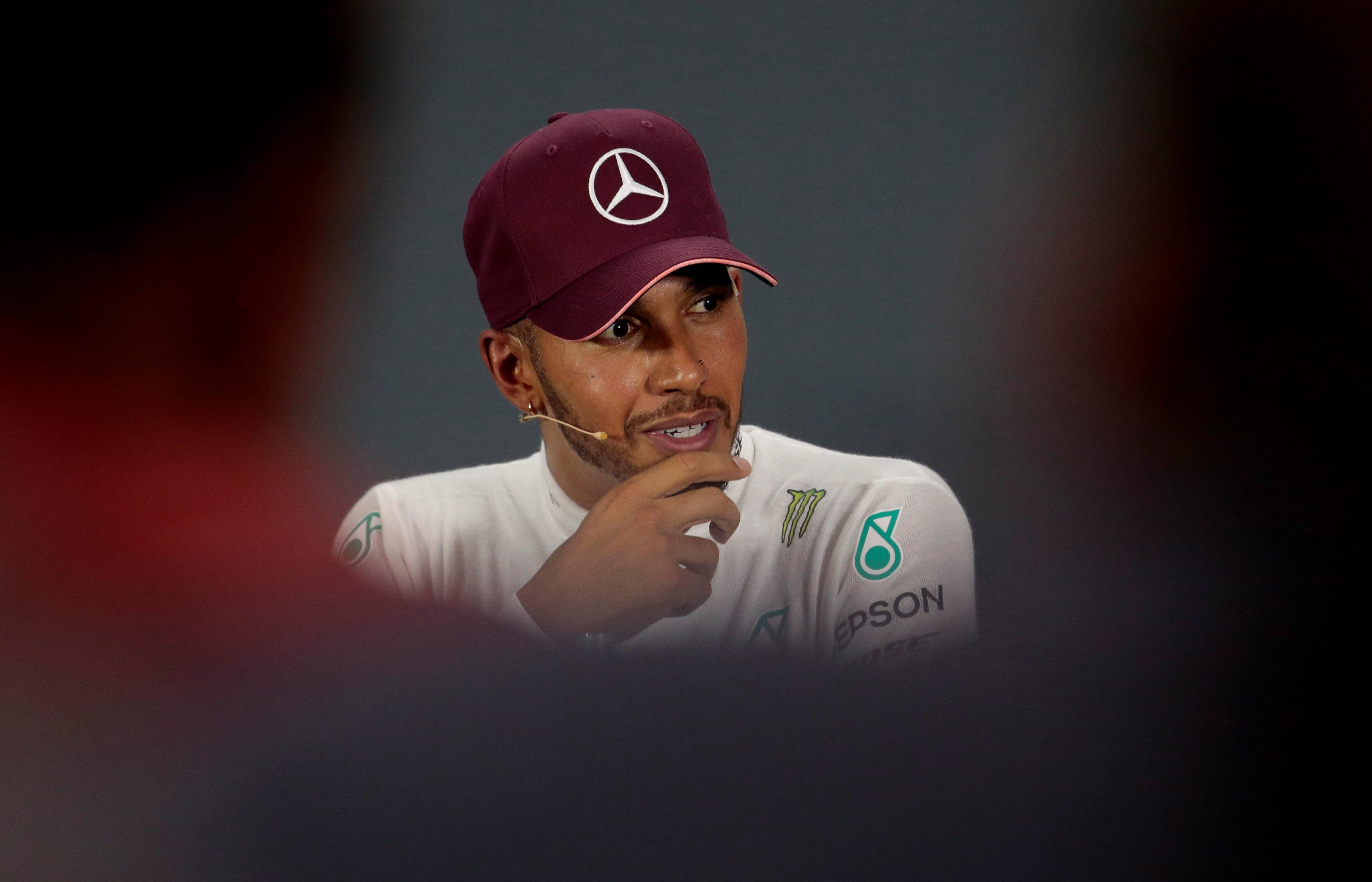 Mercedes are over-delivering, says Hamilton