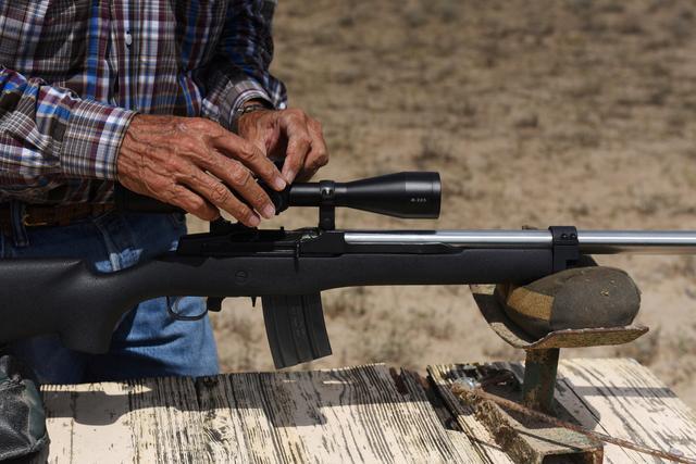 Some gun-toting Texans embrace Democrat's call for tougher