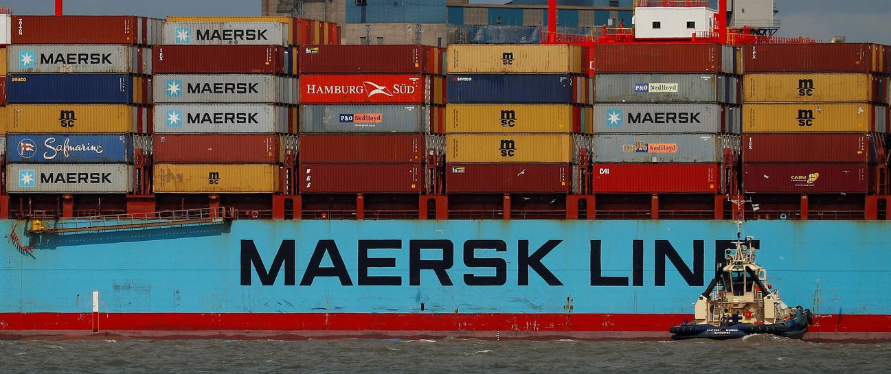 Maersk to merge Damco, Ocean Product units - Reuters