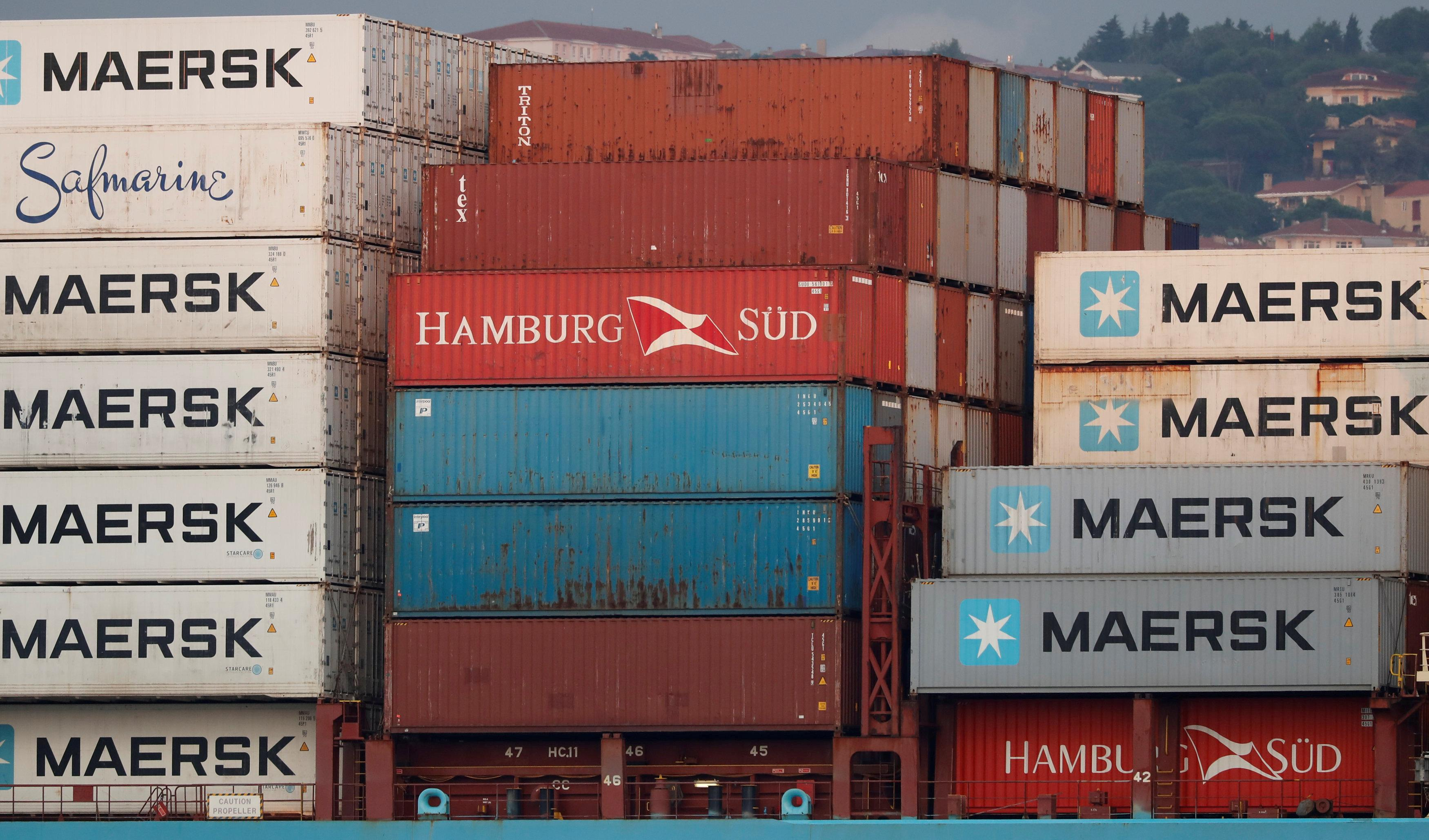 Maersk to merge Damco, Ocean Product units - Fin2me