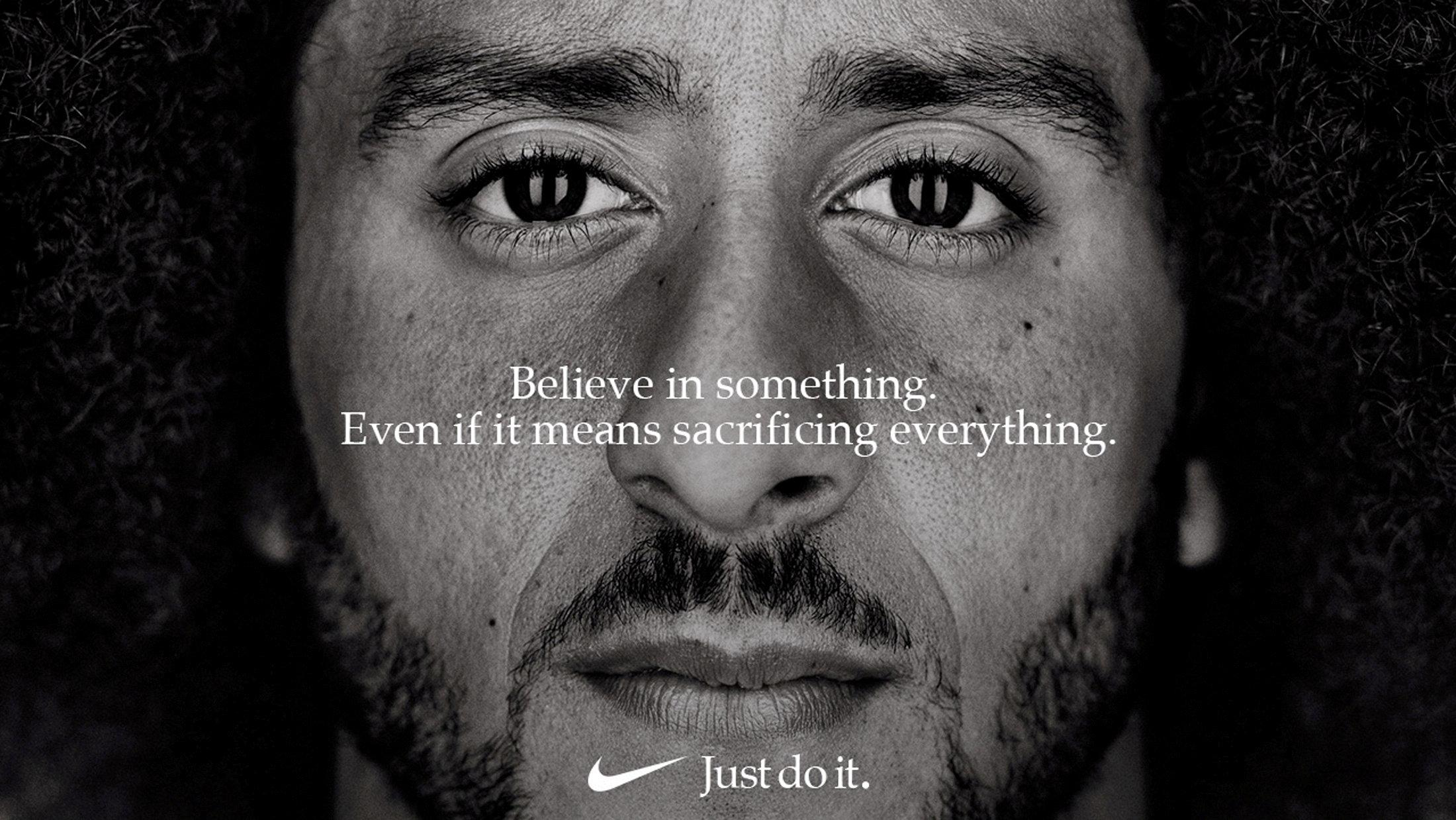 9303eca2 Nike's Kaepernick ad spurs spike in sold-out items - Reuters