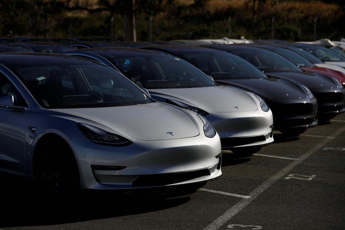 Tesla Model 3 Gets 5-star Rating from U.S. Safety Agency