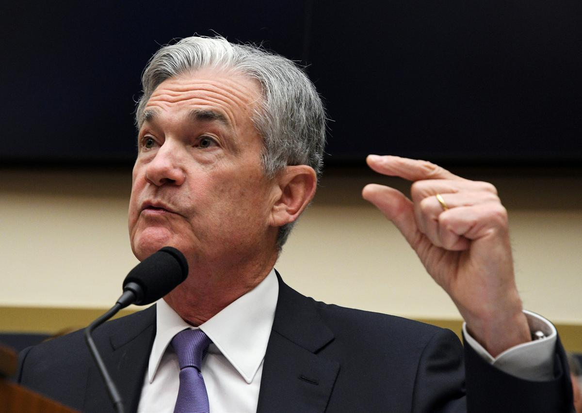 Mpa Testifies For Rate Increase To >> Fed S Powell Between A Rock And Hard Place Ignore The Yield Curve