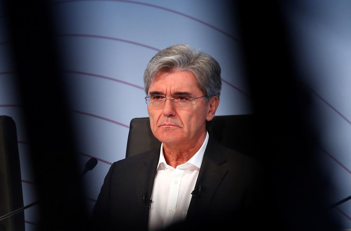 Siemens CEO Pushes Plans to Boost Iraqi Power Infrastructure