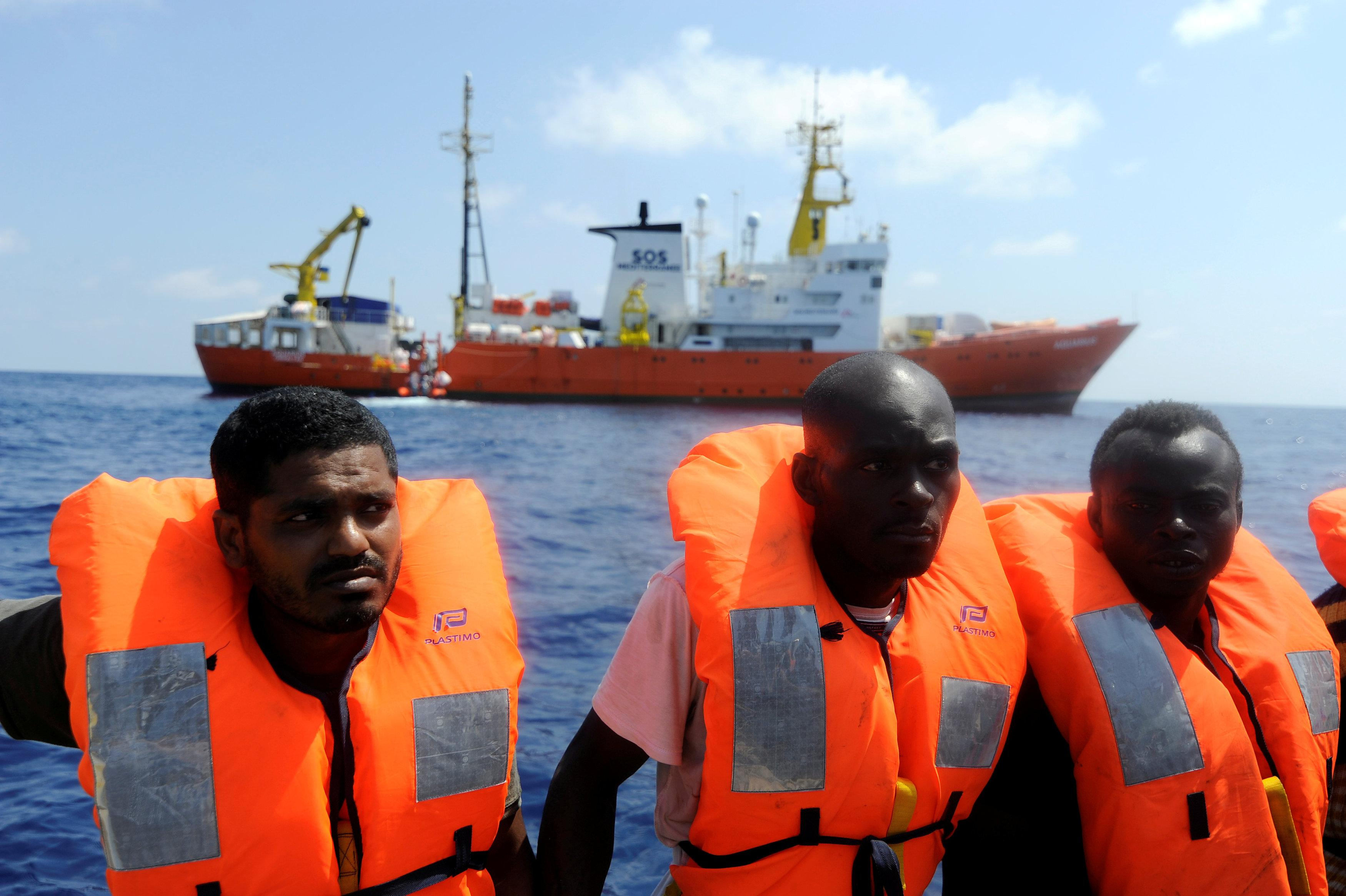 Panama revokes registration of last migrant rescue ship in