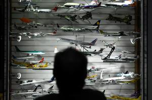 World's largest fleet of model aircraft