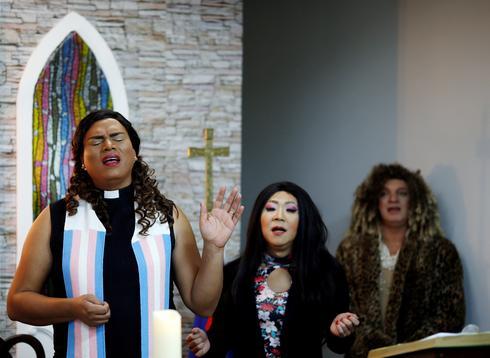 Transgender woman runs for Brazil state legislature