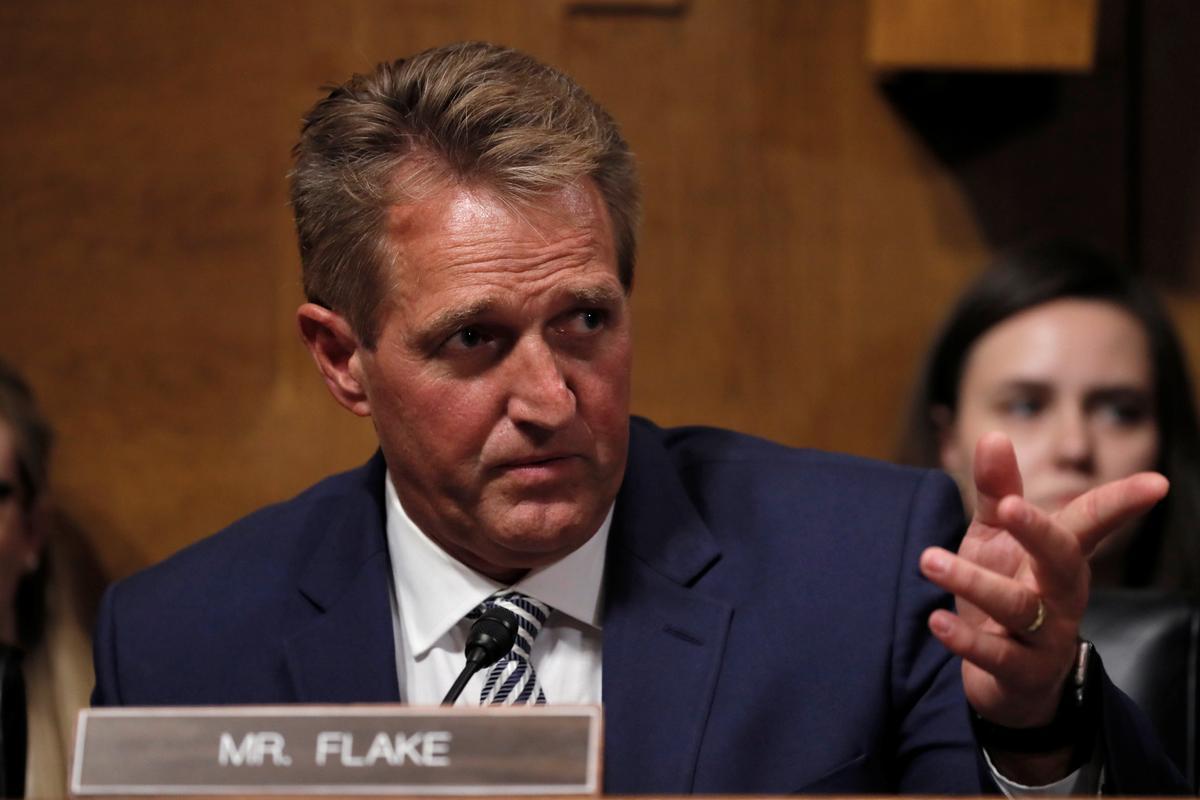 Factbox: Five senators hold keys to Kavanaugh's Supreme ...