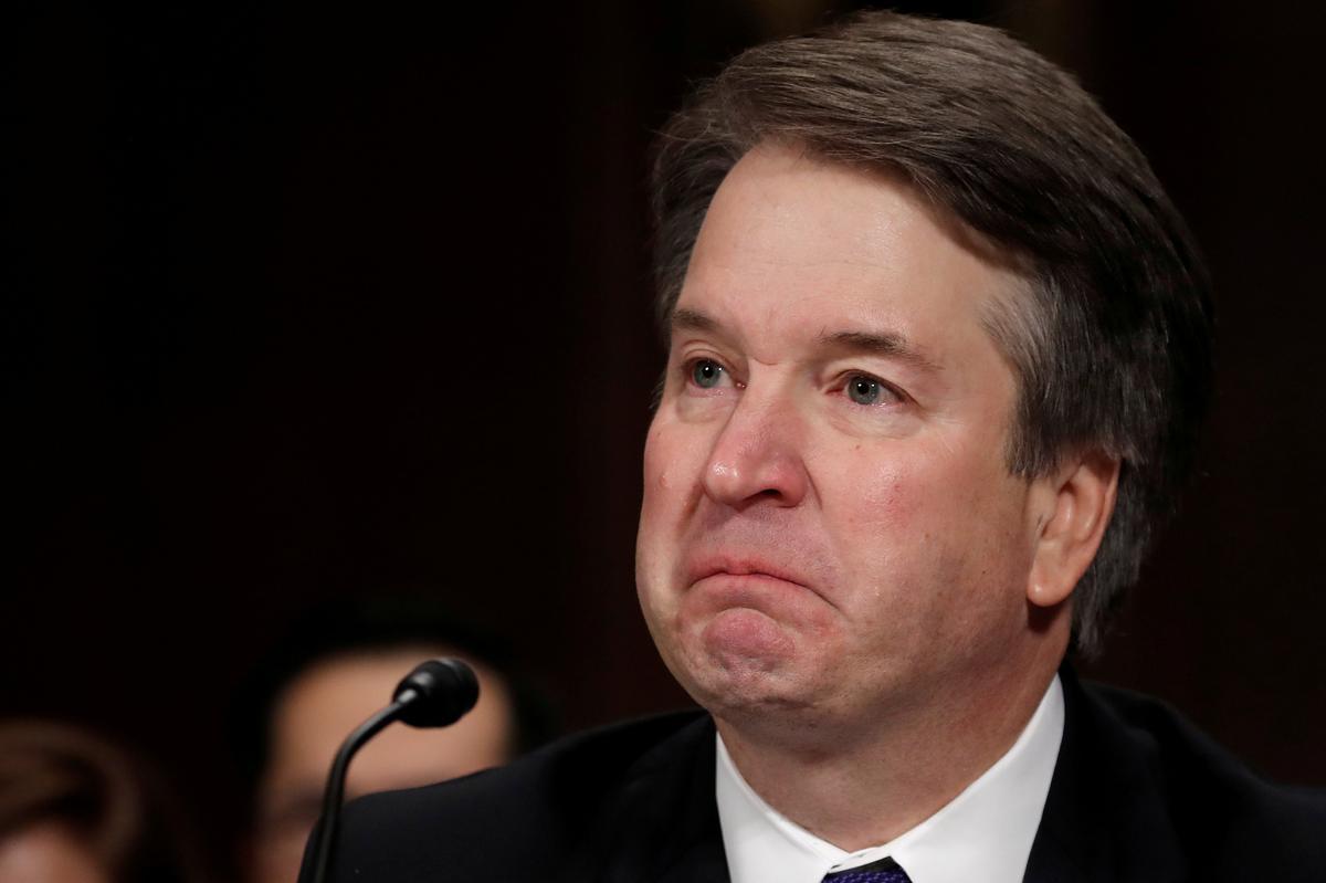 Backing from senators puts Kavanaugh on track for U.S. Supreme Court