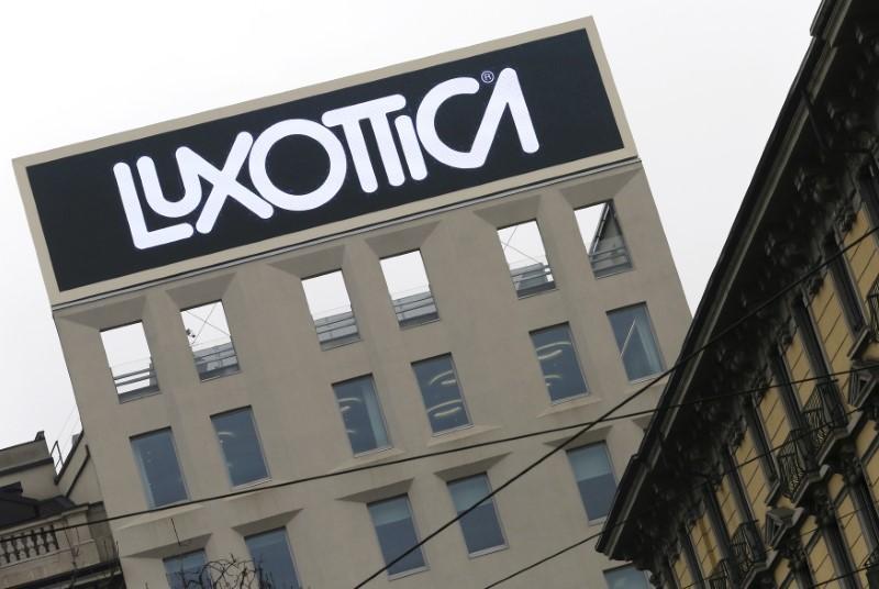 227413fbb2 Italy  antitrust opens probe over Luxottica s acquisition of Barberini