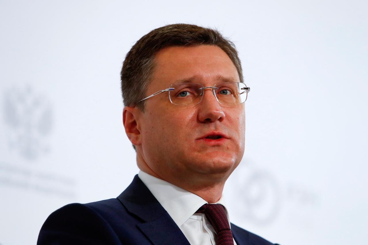 Russian Energy Minister says U.S. Tweets cause Market Confusion