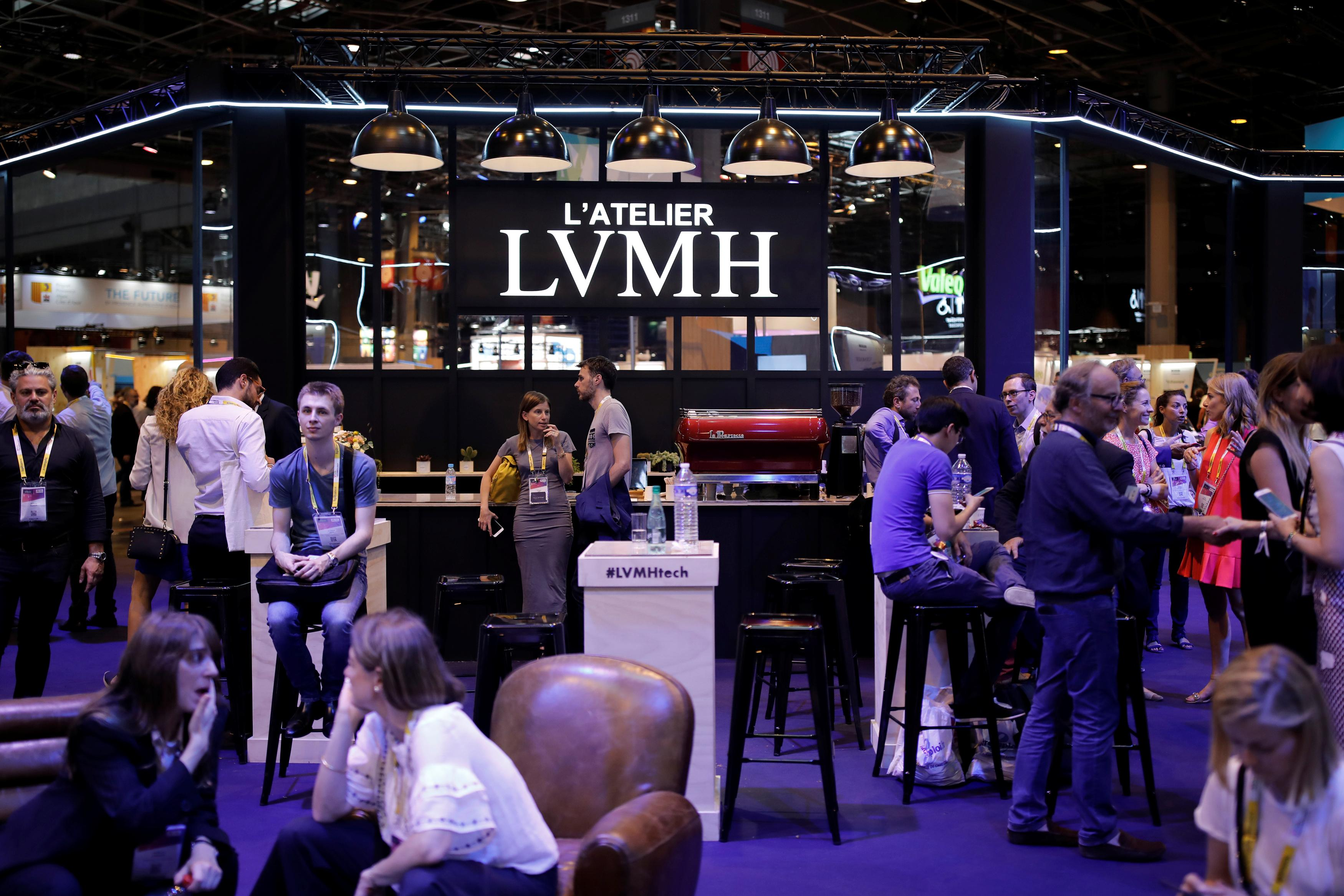 Vuitton propels LVMH growth in boost for luxury sector
