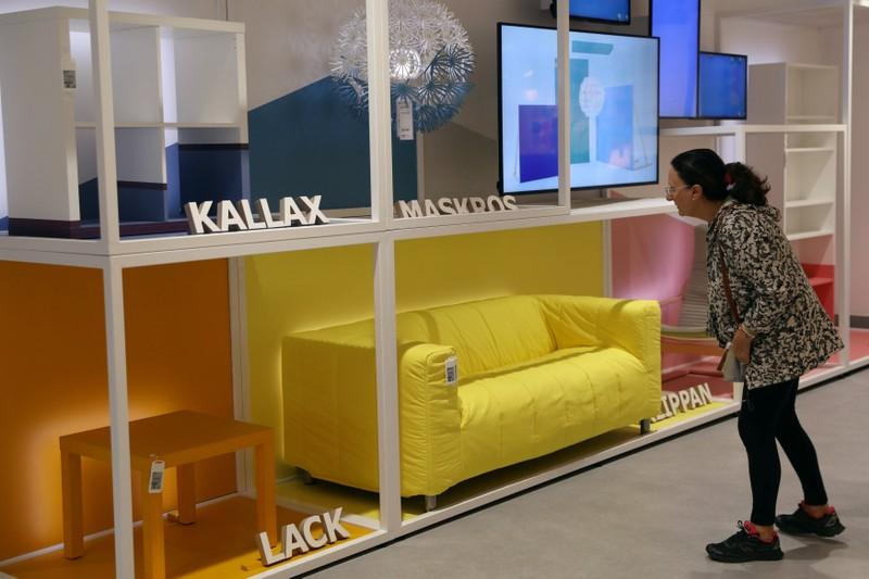 New Stores And Online Growth Help Ikea Fend Off Rivals Reuters
