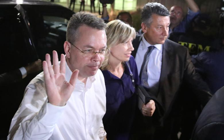 Pastor Andrew Brunson Says Believers in America Need to Prepare for Coming Persecution