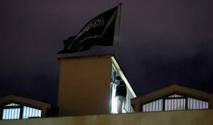 Turkish police enter Saudi consulate