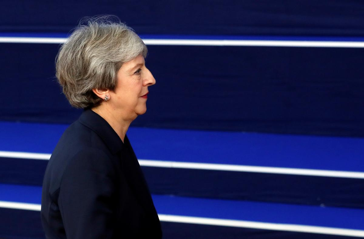 May says Brexit deal is achievable