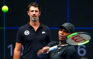 Serena coach makes plea for honest and open on-court coaching