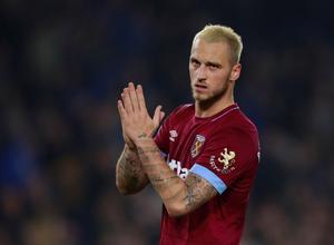 West Ham must manage Arnautovic's knee problem: Pellegrini