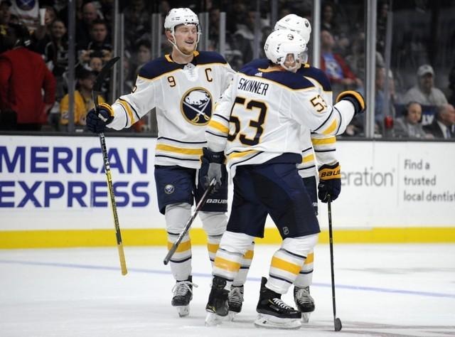 NHL roundup  Skinner s hat trick leads Sabres in rout  83a381ee0