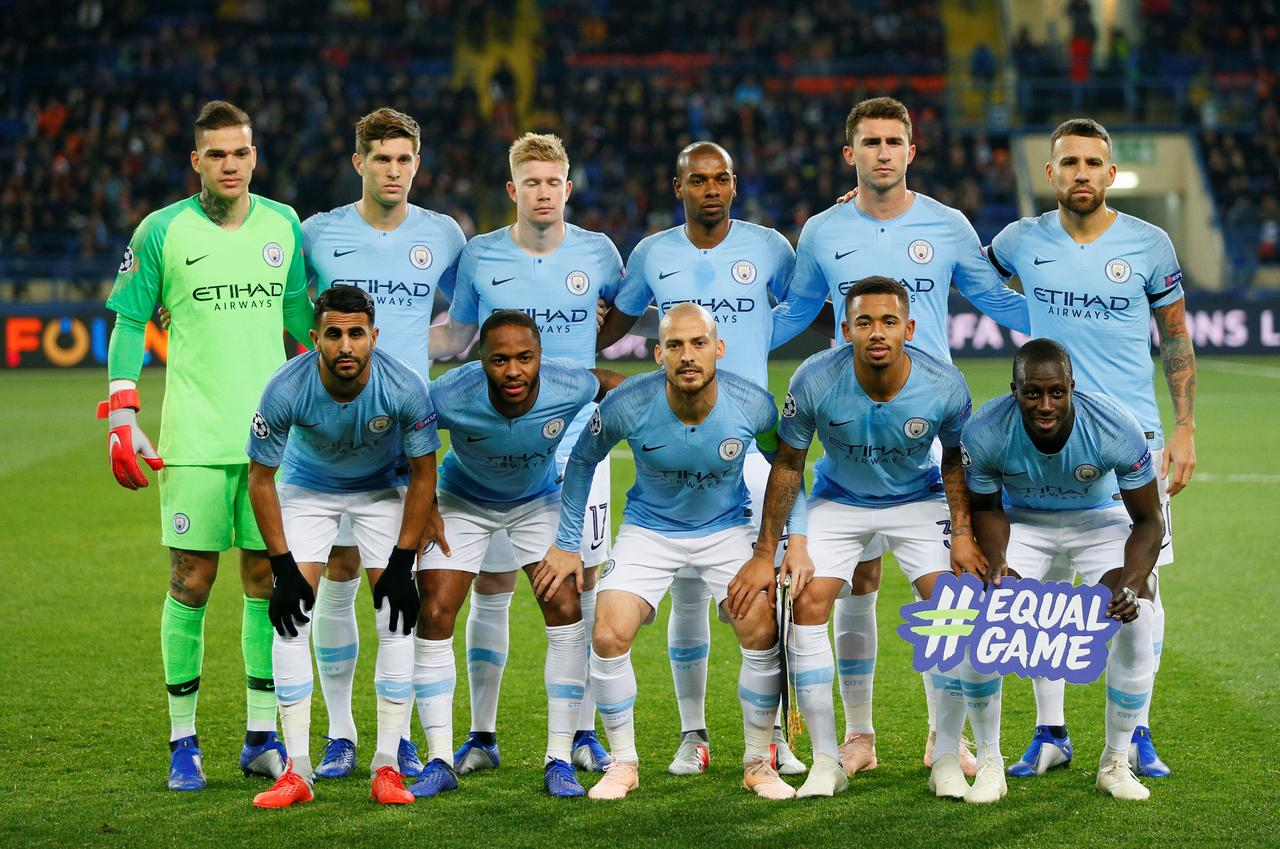 Image result for manchester city team photo