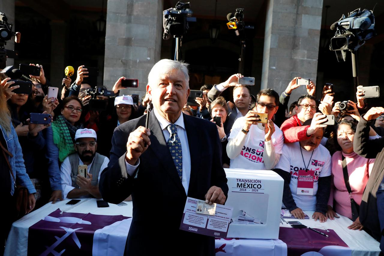 Who's in charge?' Next Mexico leader clashes with business over