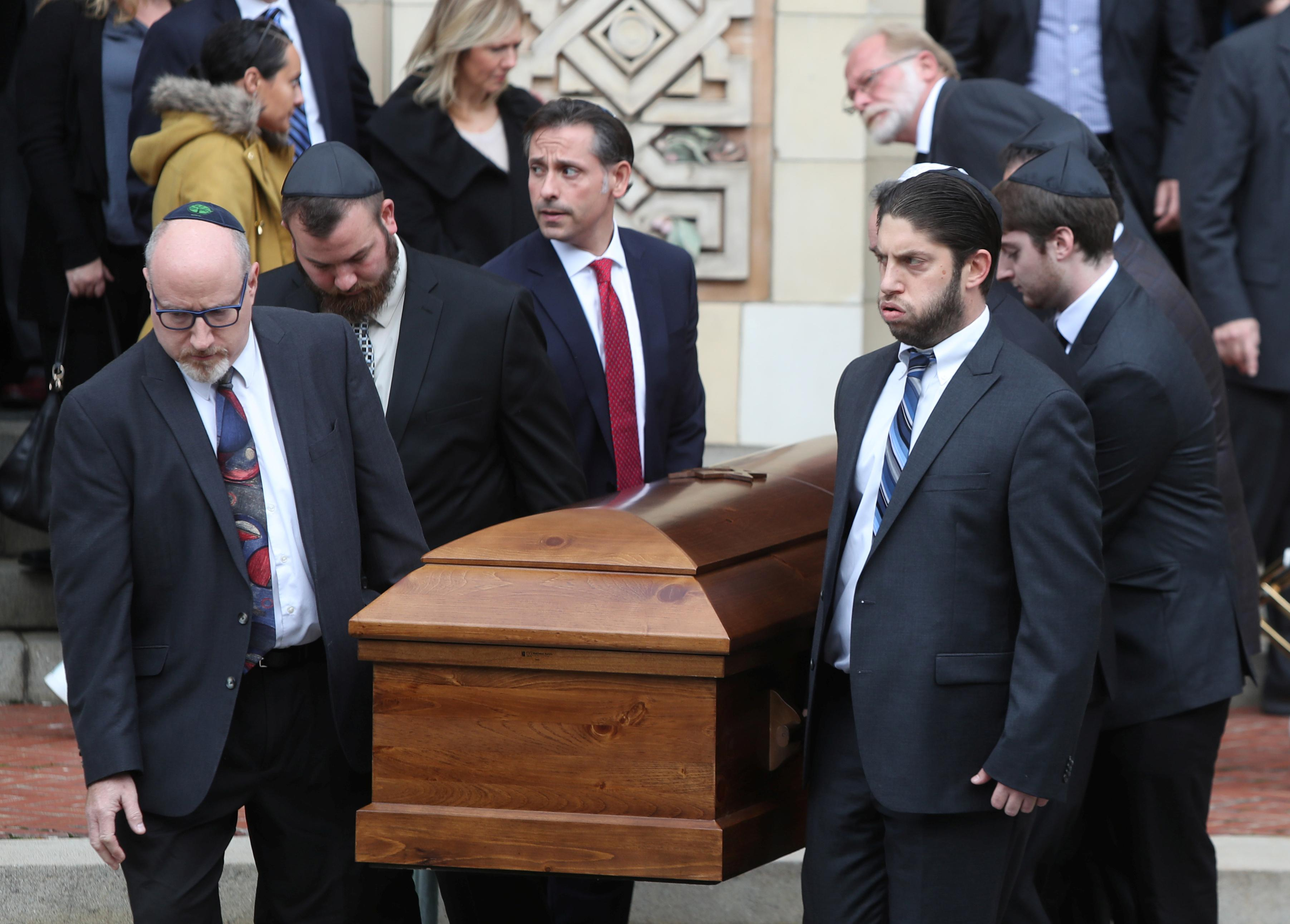 Beloved brothers, devoted doctor remembered as Pittsburgh funerals...