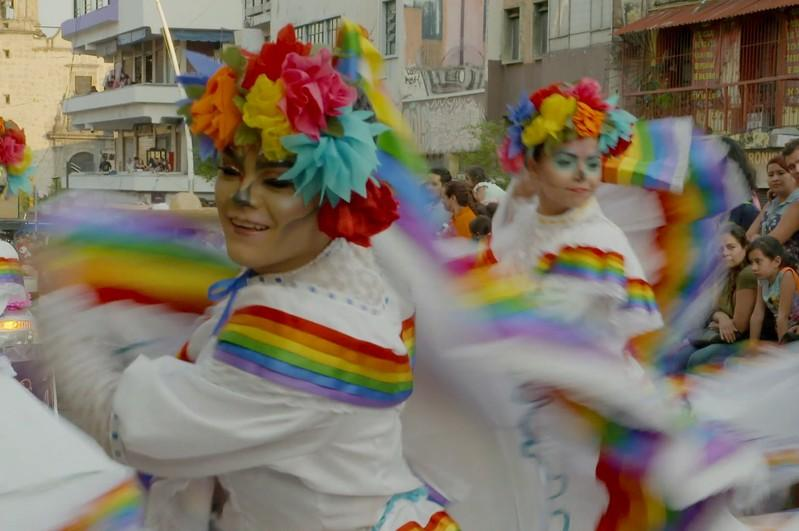 3f60fee85 Trans meets tradition in Mexico s LGBT+ dance troupe