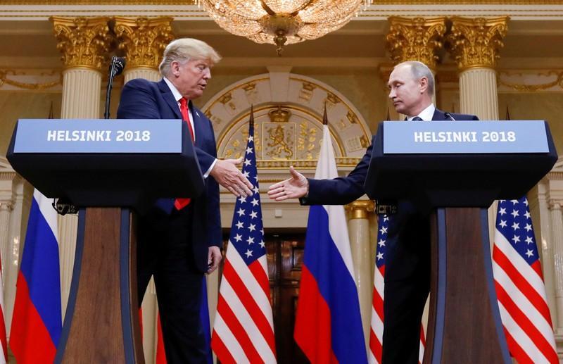 Russland – Längeres Treffen Putin/Trump am Rande von G20-Gipfel